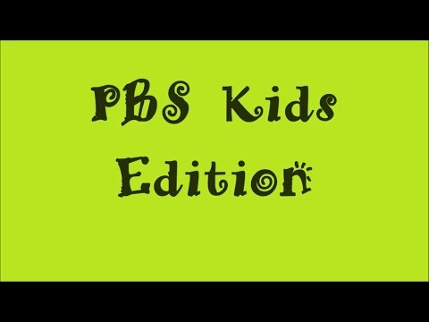 Television Theme Song Trivia Game - PBS Kids Edition