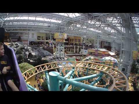Roller Coaster - Mall of America - POV - Fairly Odd Parents