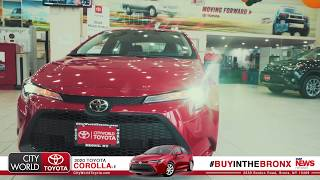 2020 Corolla | City World Toyota | Car News Network