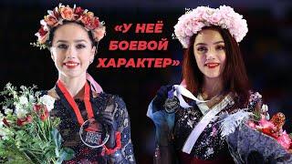 Загитова или Медведева Лыжница Вероника Степанова сделала выбор между фигуристками