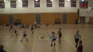 8th Grade Girls Basketball Chanpionship Mar 2012