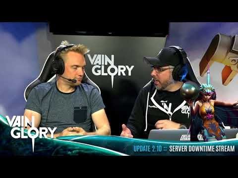 VAINGLORY 5v5 Interview with EdTheShred
