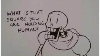 [Undertale Comic] X-Ray [Polish Fandub]