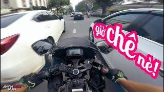 GSX R150 VÀ VÀI NHƯỢC ĐIỂM NHỎ   Ride Diary 66   Vietnam motovlog