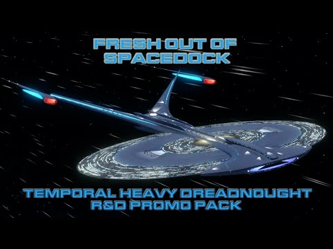 Star Trek Online -  Temporal Heavy Dreadnought R&D Promo Pack