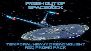 Star Trek Online -  Temporal Heavy Dreadnought R&D Promo Pack