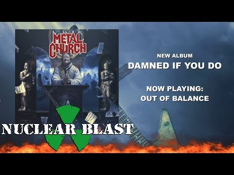 METAL CHURCH  - Out Of Balance (OFFICIAL TRACK) Mp3