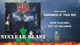 METAL CHURCH  - Out Of Balance (OFFICIAL TRACK)