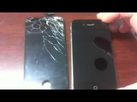 How to Repair iPhone 4