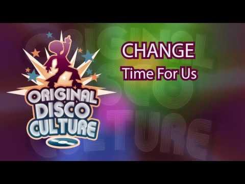 CHANGE - Mutual Attraction (Nick Martelli Version - Remastered)