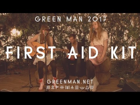 First Aid Kit - I Met Up With The King (Green Man Festival | Sessions)