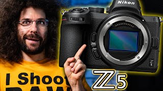 OFFICIAL NIKON Z5 PREVIEW: They FINALLY Did It!!!