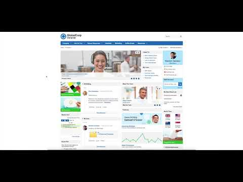 Intranet Dashboard Intranet Review