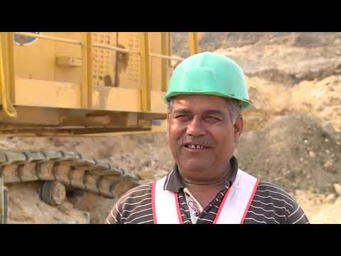 UKHANI Coal Mine  Nagpur WCL Safety Measures Presentation