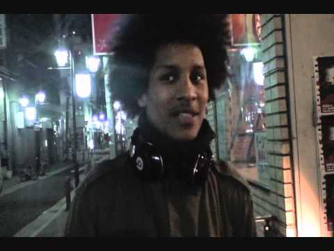 Les Twins Interview with Laurent a.k.a Lil-Beast