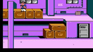 "[TAS] NES River City Ransom ""1 player"" by willbobsled in 05:14.45"