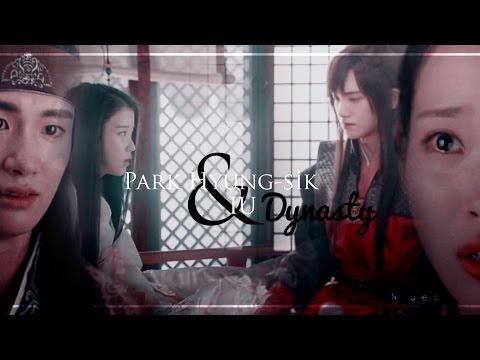 Park Hyung-Sik & IU (Ji Dwi & Hae Soo) || Dynasty [Crossover]