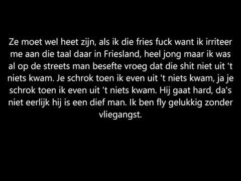 Boef - Lauw  (Lyrics)