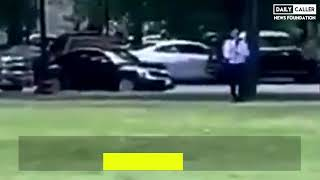 Man Lights Himself On Fire Near The White House
