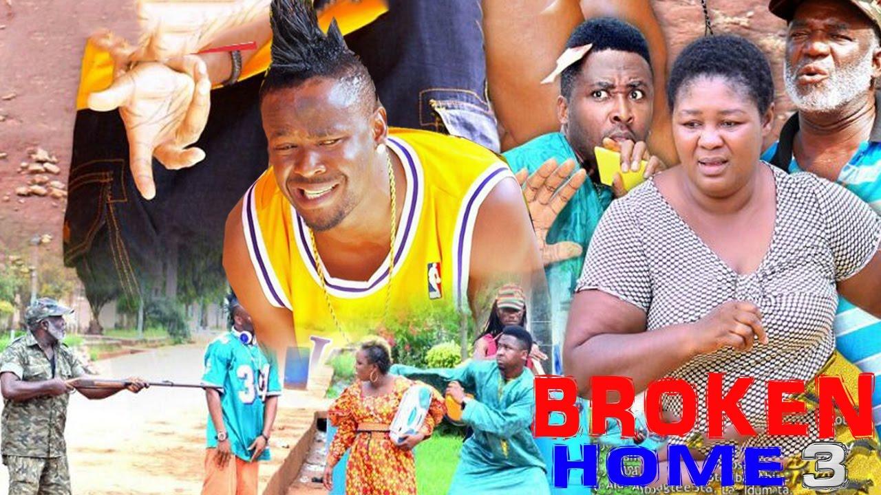 Download Broken Home Season 3    - Latest 2016 Nigerian Nollywood Movie