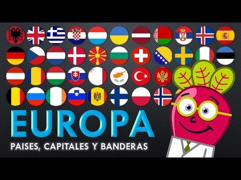 Banderas del mundo grandes con nombres