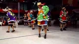 CONTRADANZA BRISAS DEL TITICACA 02/08/2009