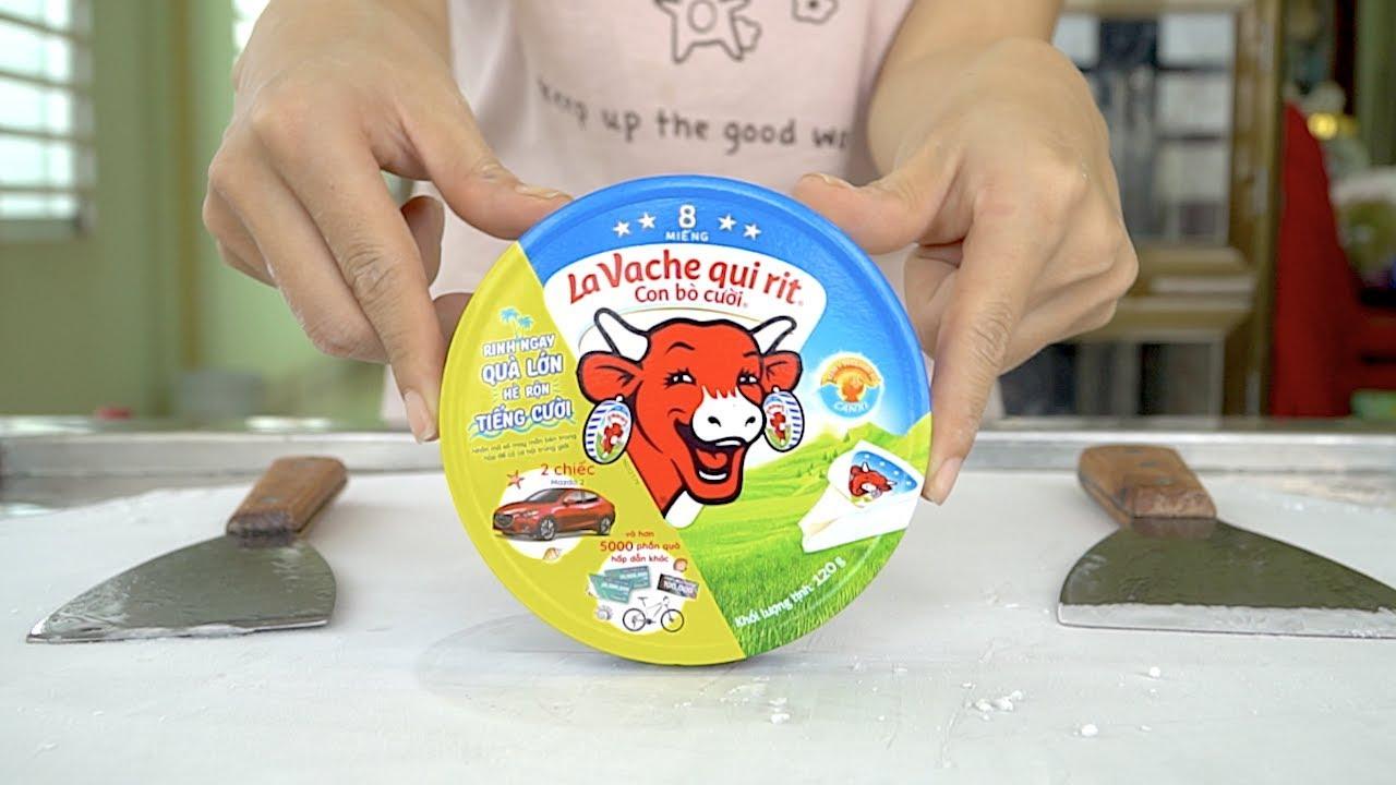How to make Cheese ice cream rolls