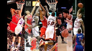 Derrick Rose Best Play Against Each NBA Team