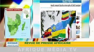 KIOSQUE PANAFRICAIN DU 06 06 2018
