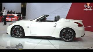 Nissan 370Z New Photos Videos