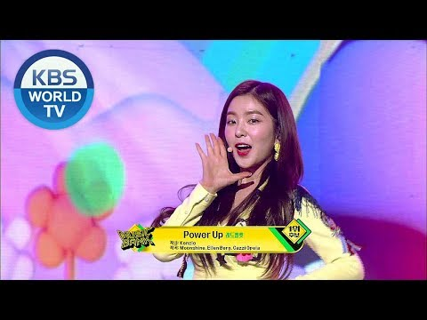 Red Velvet (레드벨벳) - Power Up [Music Bank Hot Stage / 2018.08.24]