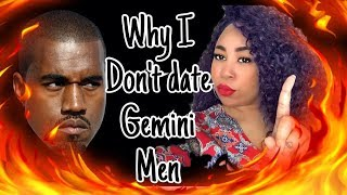 WHY I DONT DATE GEMINI MEN - ALL ABOUT GEMINI MEN