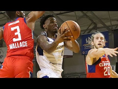 Antonius Cleveland NBA G League Highlights w/ Santa Cruz Warriors