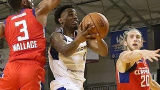 Antonius Cleveland NBA G League Highlights w/ Santa Cruz Warriors thumbnail