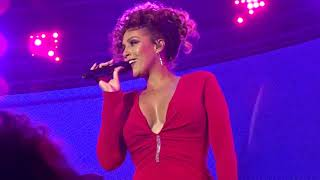 GLENNIS GRACE - WHERE DO BROKEN HEARTS GO - A Tribute to Whitney AFAS LIve 7-10-18 HD
