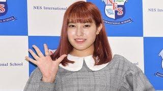 元AKB48でタレントの平田梨奈(19)が5日、都内で「ネスインタ...