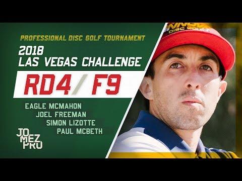 2018 Las Vegas Challenge   Rd4, F9, MPO   McMahon, Freeman, Lizotte, McBeth