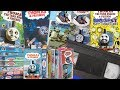My UK Thomas & Friends VHS Collection