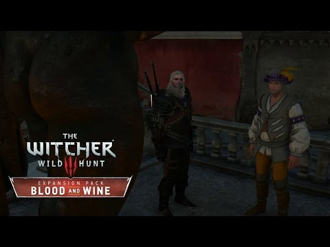 The Witcher 3: Blood and Wine - Walkthrough Part 23: Great Balls of Granite [Death March]