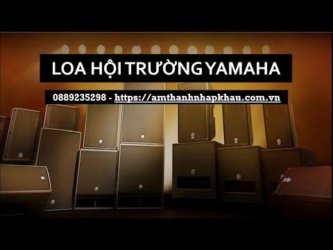 Loa hội trường Yamaha 1