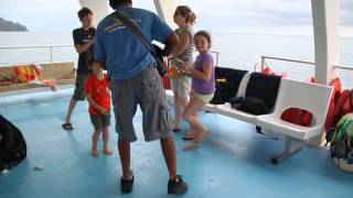 Catamaran Songs with Thomas part 2