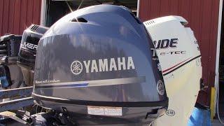 6m6d42 Used Yamaha F70la 70hp