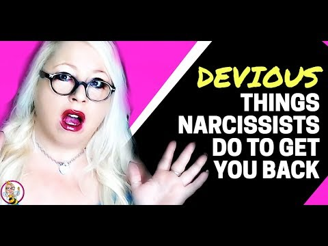 What Narcissists Do to Get You Back After the Discard (What Narcissists Do to Keep You Around)