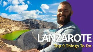 🇮🇨 9 AWESOME Things To Do In Lanzarote 🇮🇨