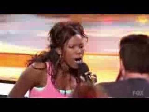 American Idol 4  Vonzell Solomon  Best Of My Love