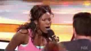 American Idol 4 - Vonzell Solomon - Best Of My Love