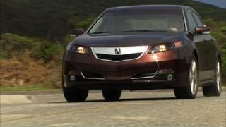 Acura TL SH-AWD 2012 Videos