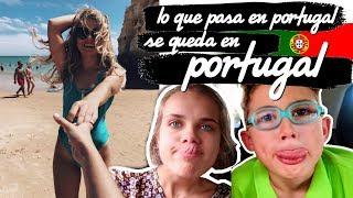 Portugal con mi Familia 😱 | Marina Yers