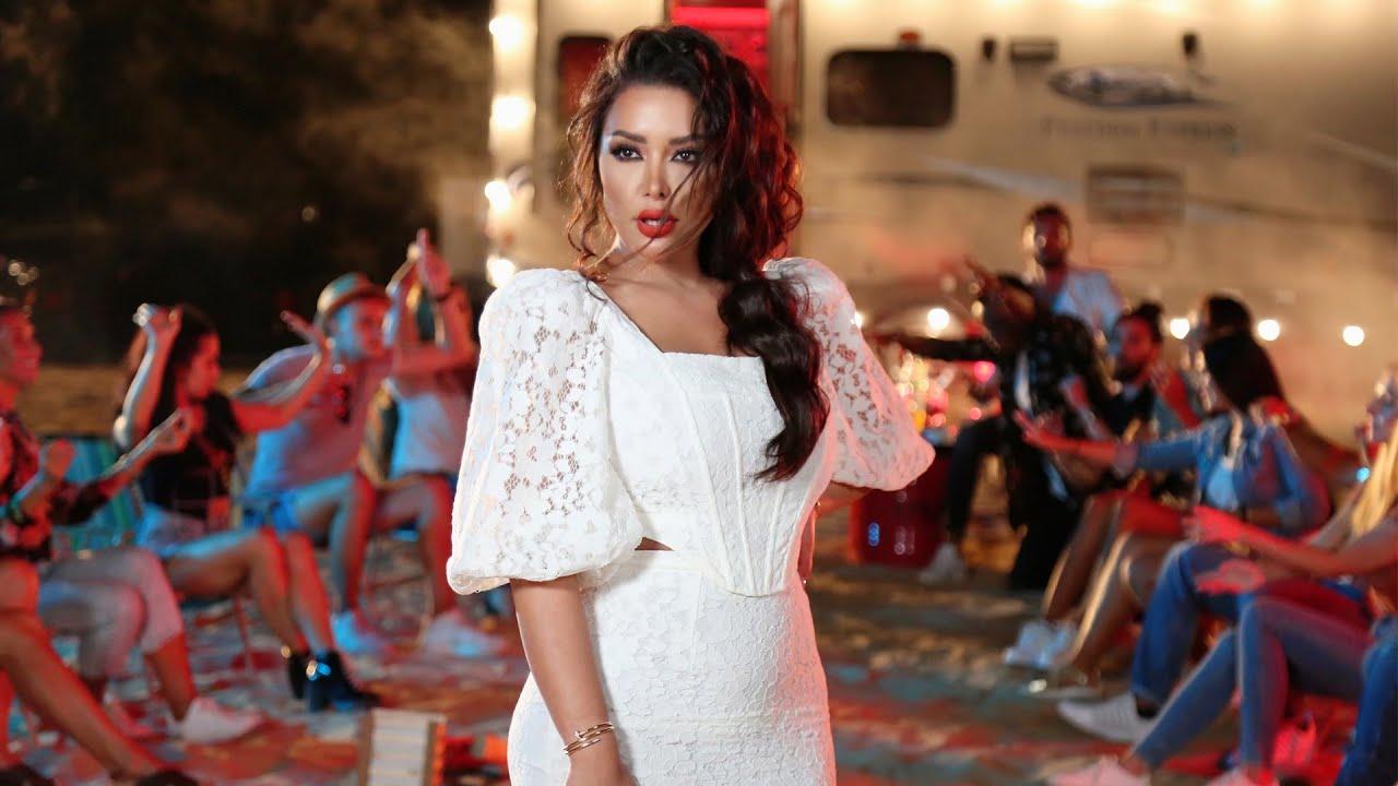 كاميليا ورد   لو تخرب الدني   Kamilya Ward   Law Tekhrab El Deni   Music Video