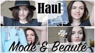 Haul mode et beauté (Zara, Mango, Sephora, Kiko, MUFE...)